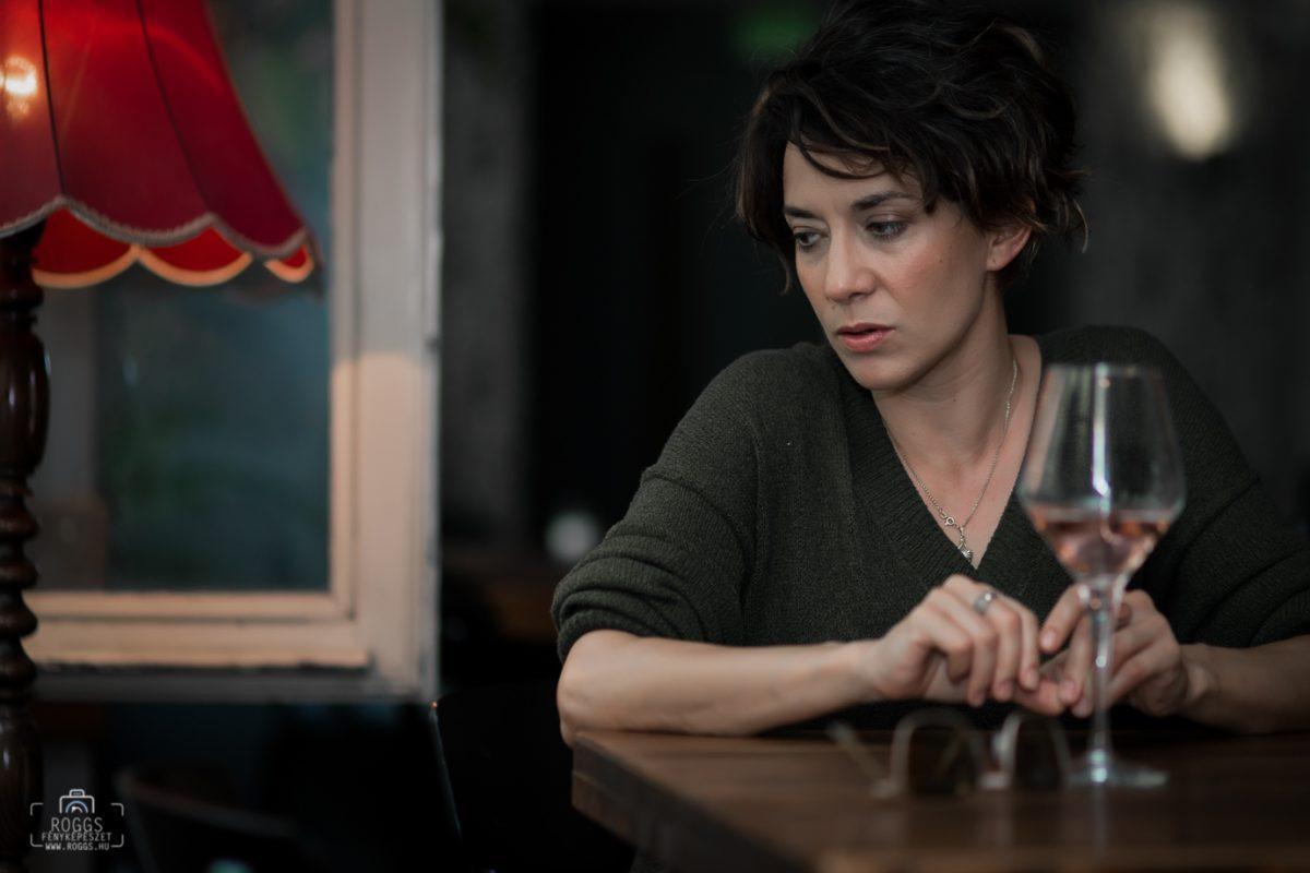 Török-Illyés Orsolya színésznő