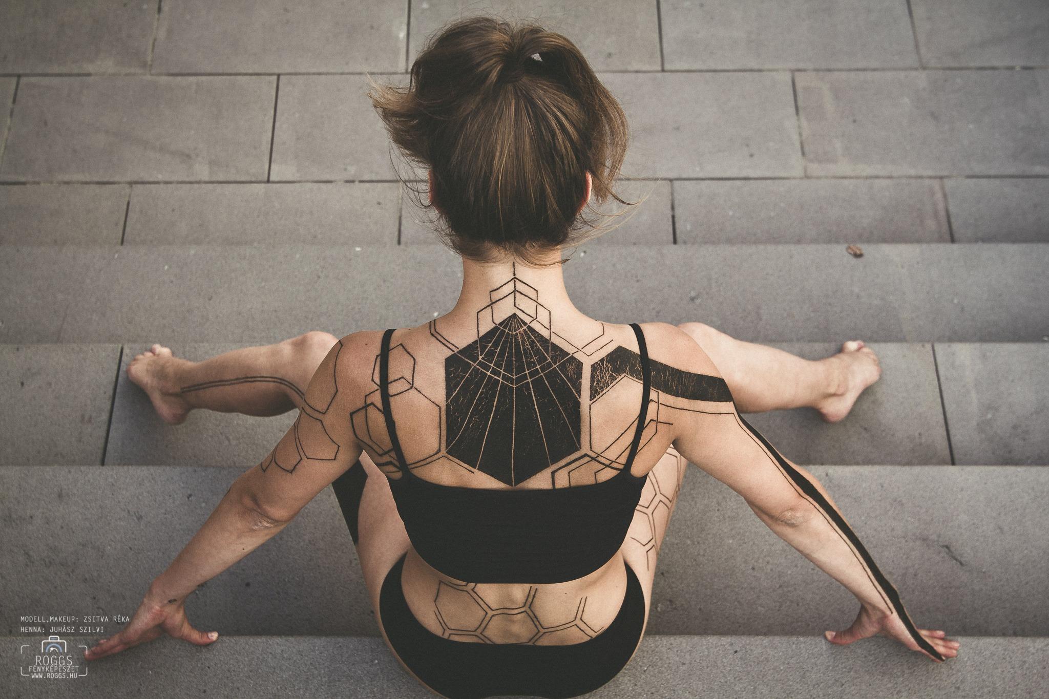 Henna projekt