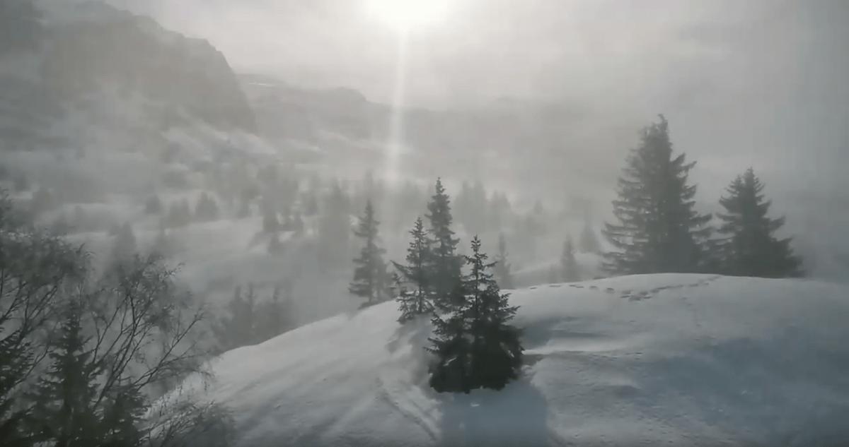 Francia Alpok